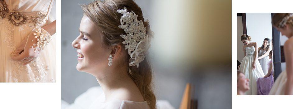 花嫁のお支度