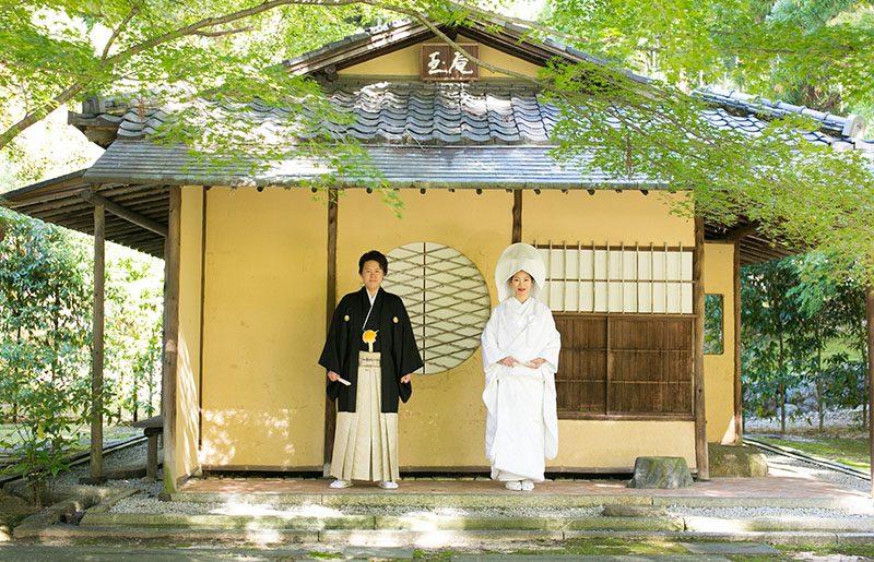 日本庭園と邸宅 追加プラン